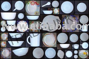 Opal ware Dinnerware