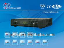 full hd tv channel decoder dvb-s satellite receiver
