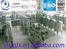 Zhongqing/500LPH Pasteurizing fresh Dairy making line/SUS304,SUS306