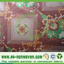 excellent design fabric textile, custom printed nonwoven
