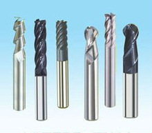 single flute end mill cutters end milling cutter carbide end mill cutter
