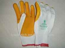 rubber palm gloves, 105g