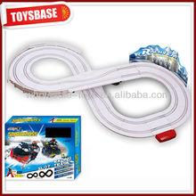 Toy slot car,plastic toy
