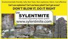 SYLENTMITE explosive