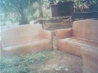 weaving sofa