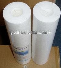 0.1 micron polypropylene cartridge filter/pp water filter for drinking