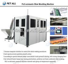automatic plastic film blowing machine for PET bottle