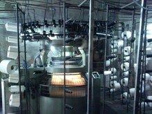 máquinas de tejer circular