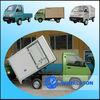 china electric mini van truck