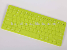 Colored protable wireless bluetooth keyboard for 7 inch tablet pc