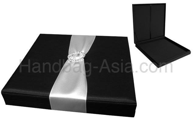 Thai silk boxes wedding invitation boxes silk invitation boxes