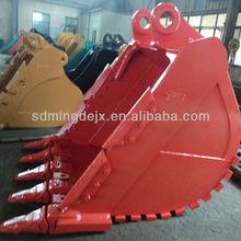 Excavators parts excavator bucket for Hitachi EX55 EX120 EX200 EX210 EX360