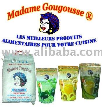 Madame Gougousse ethnique produits