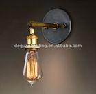 Edison bulbs ST58L carbon filament bulbs pendant lamp antique wall lamp