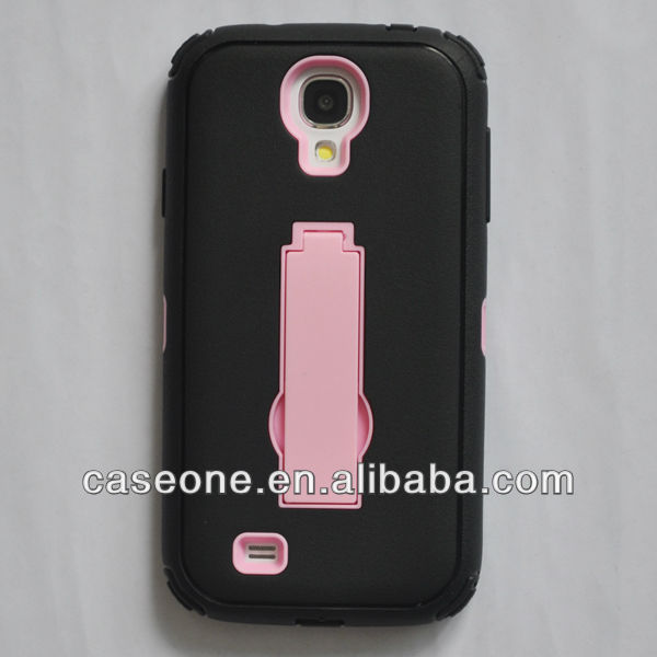 New design! Defender case for Samsung galaxy S4 i9500, with screen protector case for samsung galaxy s4