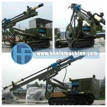 Good quality ! High Air Pressure HF150Y diesel engine drilling rigs