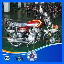 Electric start Alloy Wheel Zongshen Engine EEC 125CC Motorcycle (SX125-16A)