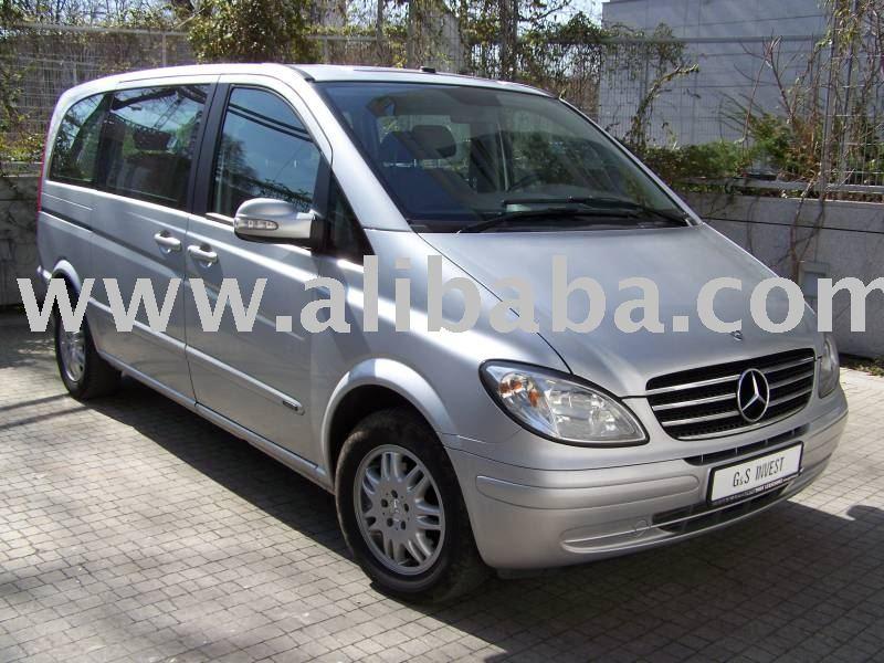 Limousine in Poland, Mercedes VIANO NEW