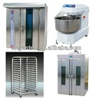 CE Approvaled Revolving Tray Oven