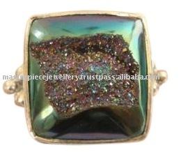 Fashion Jewellery , Titanium Dursy Ring , Designer Rings , Chunky Rings