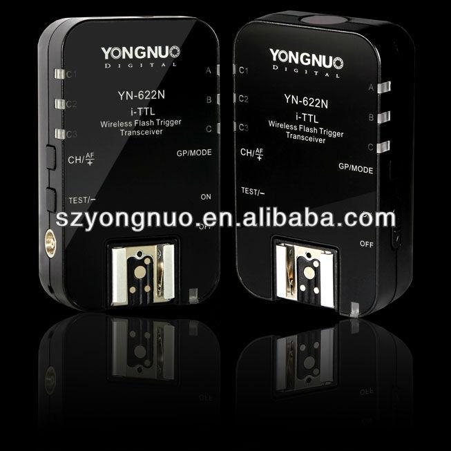 YONGNUO YN-622N i-TTL Wireless Flash Trigger Transceiver
