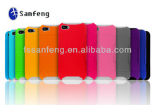 New product 2013 cell phone faceplates for iphone5 cas for i 5 phone cases