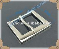 shinny metal suspender adjust buckle for bag accessories