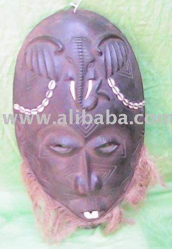 african antique tribal masks