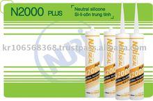 Neutral Silicone sealant N2000 Plus