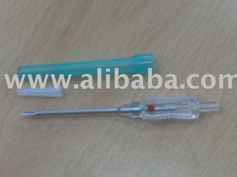 Blood Donor Needle