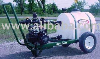 Fabridyne Lawn and Turf Sprayer & Hydraulic Seeder