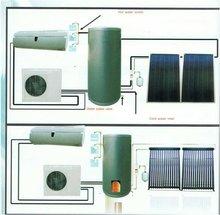 Integrated System Hybrid Solar AC+ Solar Water Heater