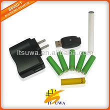 Lowest price!!! China wholesale electronic cigarette 808D-1 starter kit