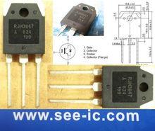 Geniune new Brand New RENESAS RJH3047 TO-247 Power IGBT MOSFET Transistor