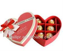 High quality chocolate box / chocolate packing box / sweet box *PB20130706-2