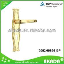gold plate handle zinc alloy 9962H9866 GP