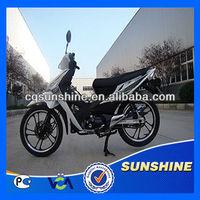 2013 Newest Single Cylinder 110CC Cub Motorbike (SX110-2A)