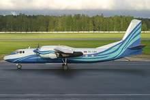 Regional Turboprop Airplane