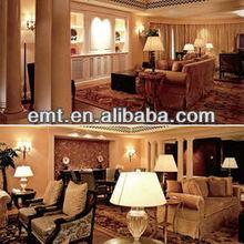 2013 5 star hotel american style living room interior furniture (EMT-SKL15)