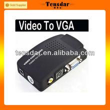 AV/BNC to VGA Converter