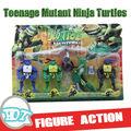 nuovo teenage mutant ninja turtles giocattoli action figure giocattolo