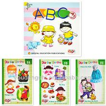 HONGKONG ABC (3) digital speaking pen for kids 2013