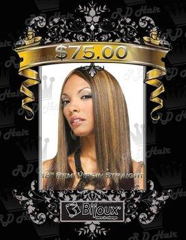 Bijoux - Remi Soprano wig