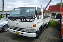 1998 Used trucks TOYOTA Dyna cargo trucks RHD