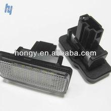 LED Licence Plate Light for Benz W203 5D Sedan