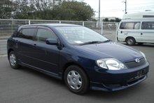 Toyota Corolla Runx Used Car