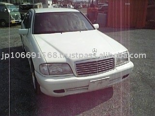 1995 Second Hand Mobiles car Mercedes Benz C220 /Sedan/RHD/Gasoline/66,000km/