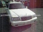 1995 Second Hand Mobiles car Mercedes Benz C220 /Sedan/RHD/Gasoline/66,000km/