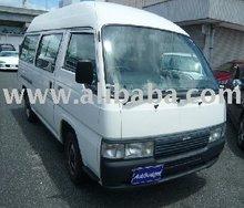 1999 japanese Used car NISSAN Caravan Van /Wagon/RHD/282765km/Diesel/