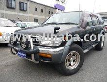 1996 used japanese cars NISSAN Terrano /SUV/RHD/120012km/Diesel/
